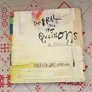 The True and the Questions Art Journal